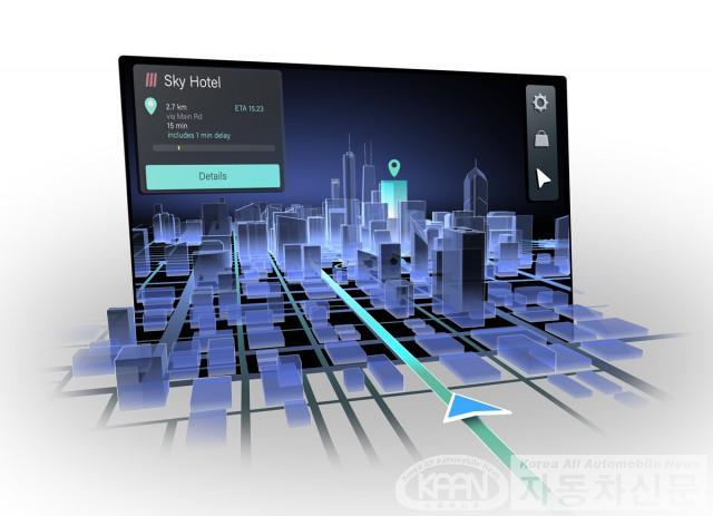 콘티넨탈, 히어·레이아와 내추럴 3D 자동차 내비게이션 공동 개발.jpg