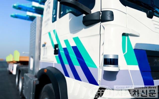 벨로다인 라이다와 트렁크테크, 자율 운송 분야 전략적 파트너십 발표.jpg