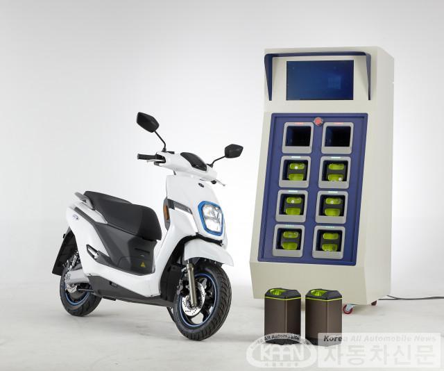 디앤에이모터스, 경남도청 업무협약 맺고 전기이륜차 공유배터리 충전시스템 전국적 확대 사업 기반 마련.jpg