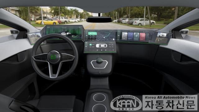 일렉트로비트, 지능형 자동차 디지털 콕핏 개발하기 위한 통합 솔루션 공개.jpg
